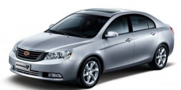 GEELY EMGRAND EC7 2009-2020